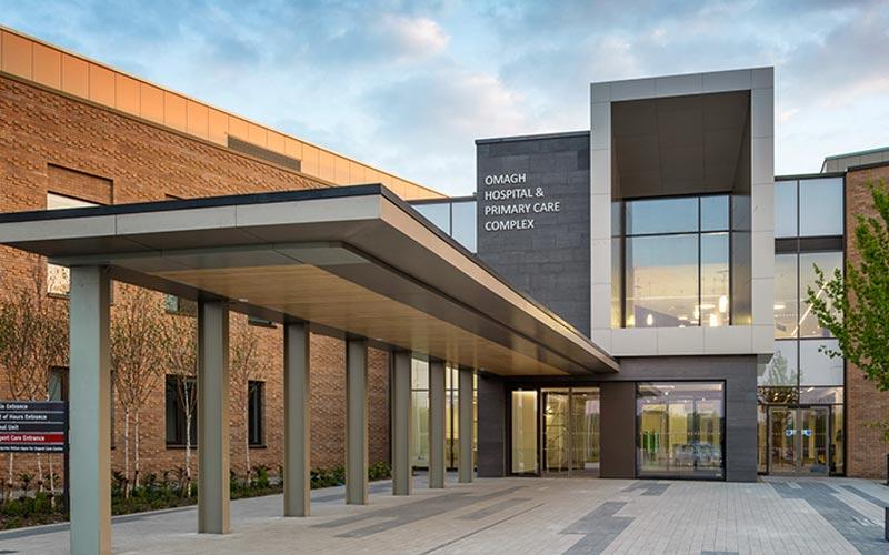 Omagh Hospital